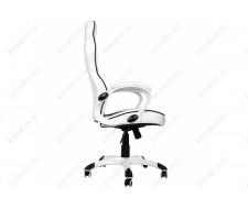 Компьютерное кресло Lider черно-белое