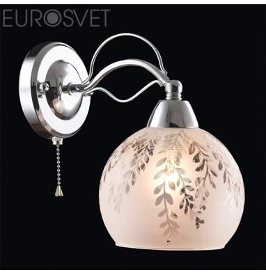 Настенные светильники Бра 30095/1 хром
