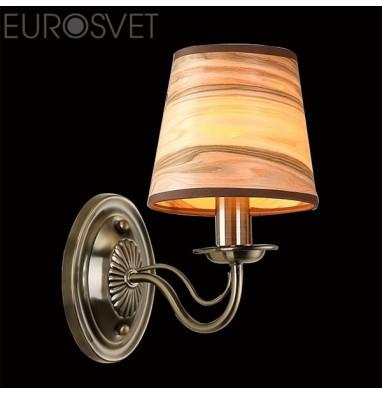 Настенные светильники  60027/1 античная бронза