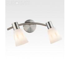 Настенные светильники Спот 20041/2 сатин-никель