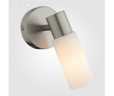 Настенные светильники Спот 20043/1 сатин-никель