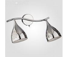 Настенные светильники Спот 20049/2 хром
