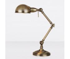 Настольная лампа ретро Kraft античная бронза (TL70110)