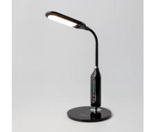 Светодиодная настольная лампа с диммером 80503/1 черный