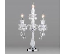 Хрустальная настольная лампа 01101/4 Strotskis