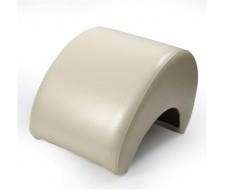 Банкетка для ног Dondolo (Oregon Perlam-106 Модель-42) Жемчужный
