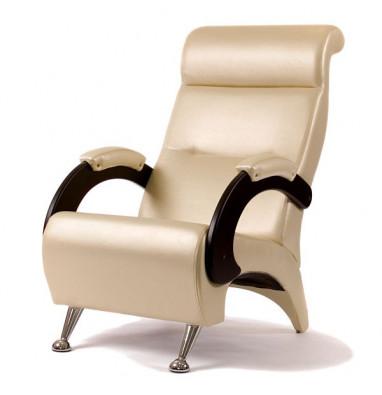 Кресло для отдыха, мод.9-К (Or.Perlam 106/Венге) Жемчужный