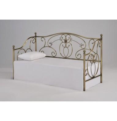 Кровать-софа односпальная Джейн Античная бронза