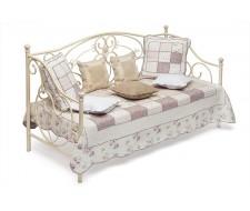 Кровать-софа односпальная Джейн Античный белый