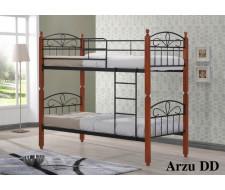 Кровать Арзу - DD (Arzu)Темный орех