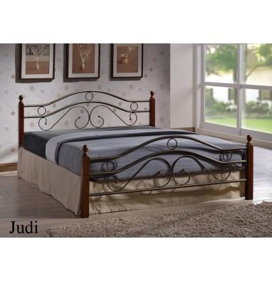 Кровать мод. 803 (Judi-160х200) Темный орех