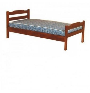 Кровать Хвоя коричневый 90