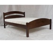 Кровать Классик коричневый 160