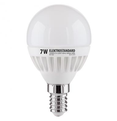 Лампа светодиодная Elektrostandard Mini Classic  7W 3300K E14