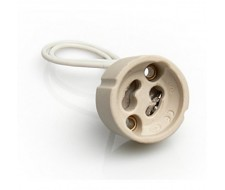 Патрон для светильника Elektrostandard Патрон GU10 керамика