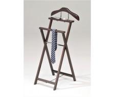 Вешалка для одежды напольная костюмная деревянная CH-4294-W
