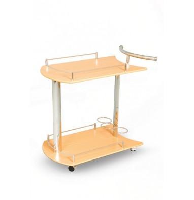 Сервировочный столик на колесиках SC 5066-WD