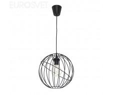 Потолочные и подвесные светильники Подвесной светильник 1625 Orbita Black 1
