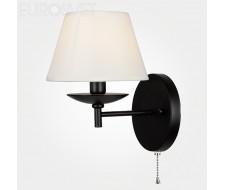 Настенные светильники Бра 60060/1 черный