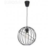 Потолочные и подвесные светильники Подвесной светильник 1626 Orbita Black 1