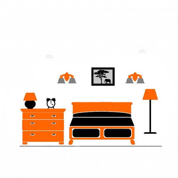 Кровати и кушетки